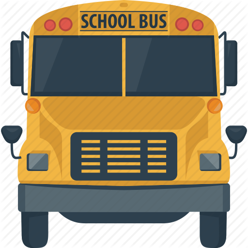 Icon Free School Bus