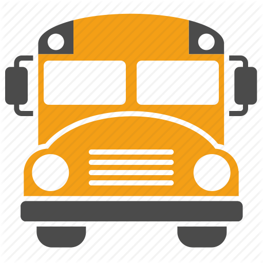 School Bus Hd Icon