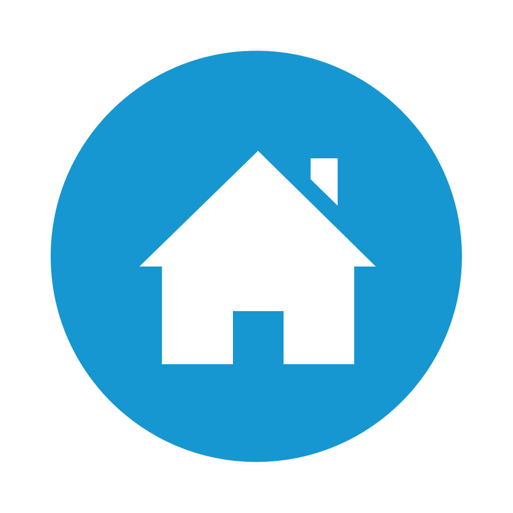 Free High quality School House Icon