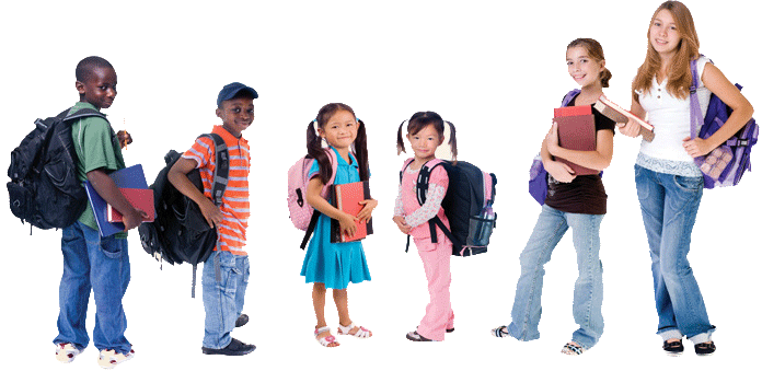 school kids png image 25102 - Free Kids Pictures