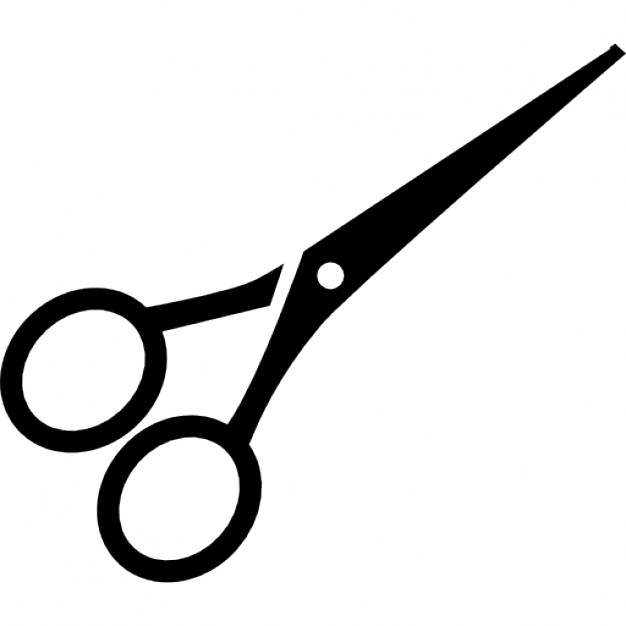 Icon Scissors Drawing image #25535