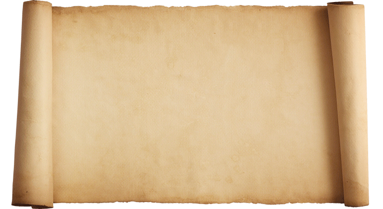 Background Transparent Scroll image #26402