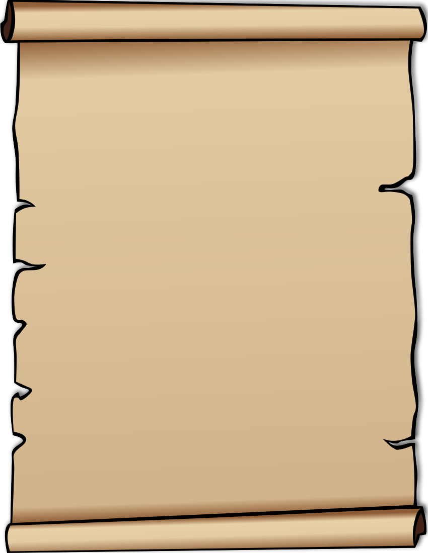 Scroll Transparent Png image #26396