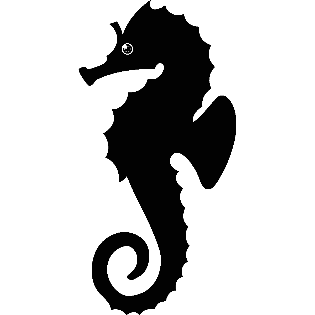 High Resolution Seahorse Png Clipart image #24548