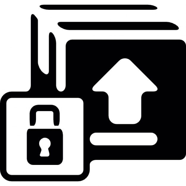 Free Svg Security Box image #10119