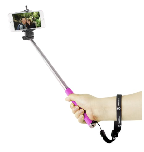 Selfie Stick With Hand Png image #35857