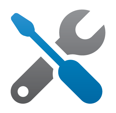 Service Department, Wrench Icon image #2296