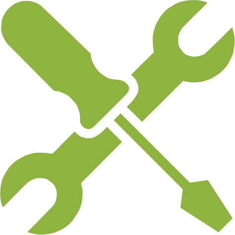 Service Icon Png Service green