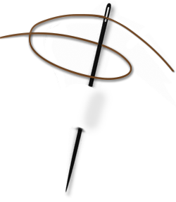 Sewing Needle Png image #37294