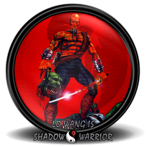 Shadow Warrior Icon