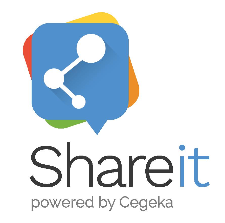 Shareit Logo Png image #40171
