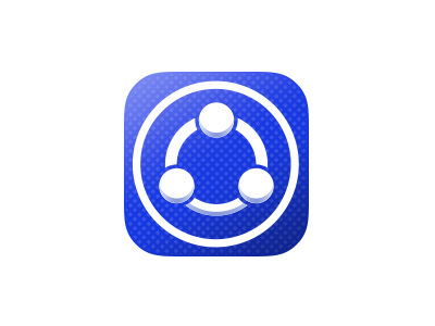 Shareit Png Icon image #40165
