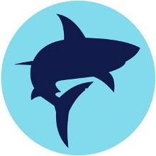 Vector Icon Shark image #24347
