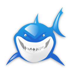 Vector Icon Shark image #24330