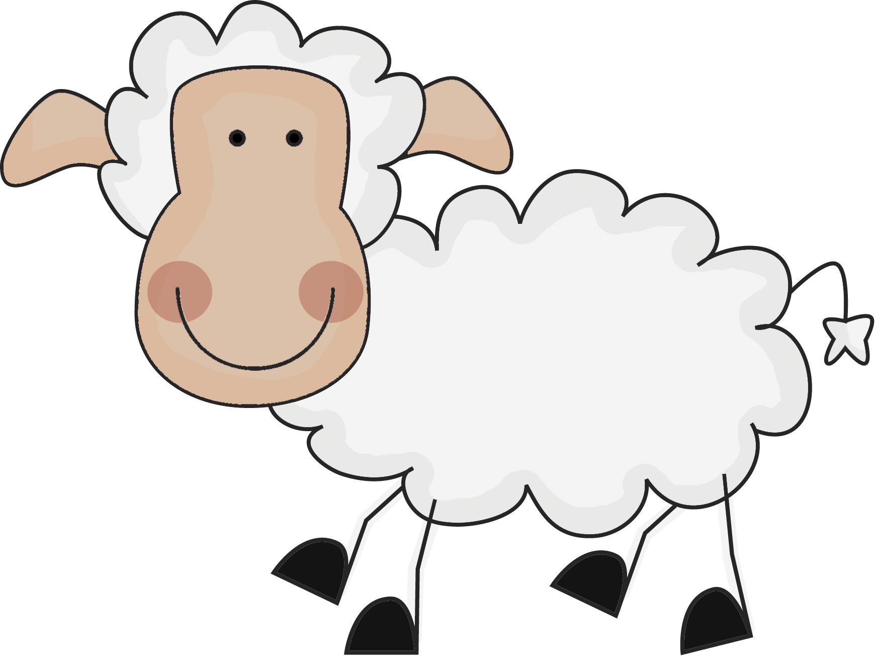 Png Designs Sheep image #23175
