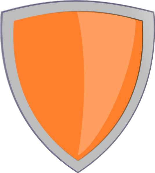 Use These Shield Vector Clipart image #23078