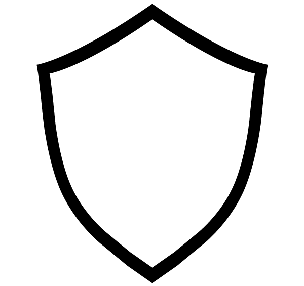 File Shield PNG image #23099