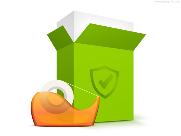 Shipping Icon, Safe Shopping image #348