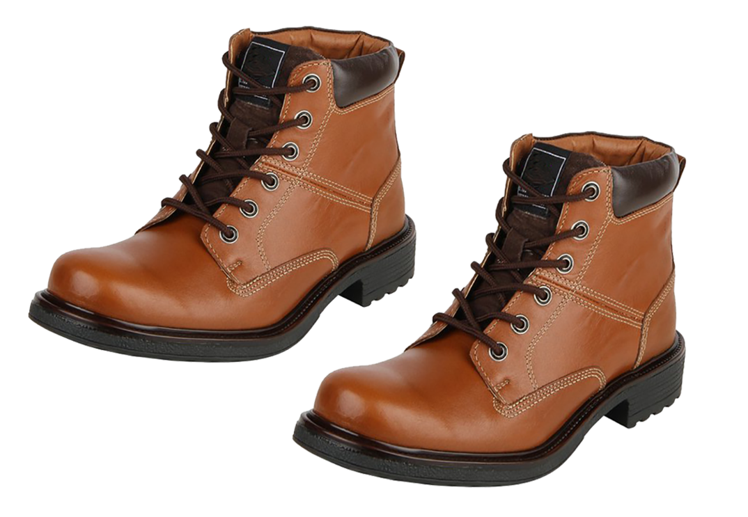 shoes brown for man png