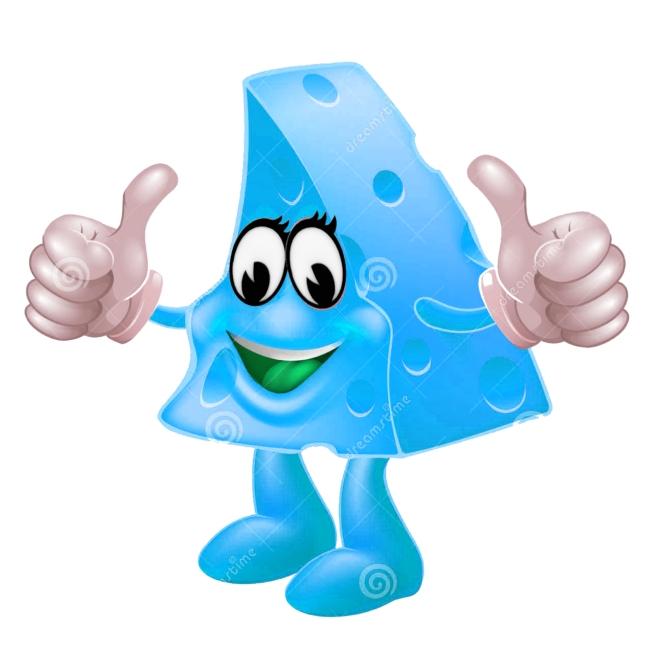 Shopkins Cheese Blue Png image #41874