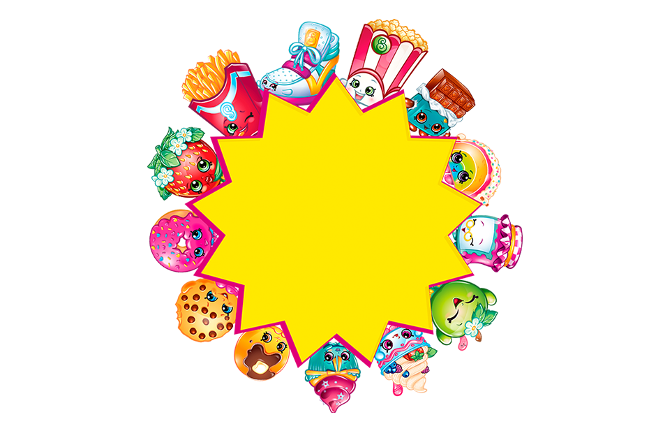 Shopkins Clip Art Image Png 41872 Free Icons And Png