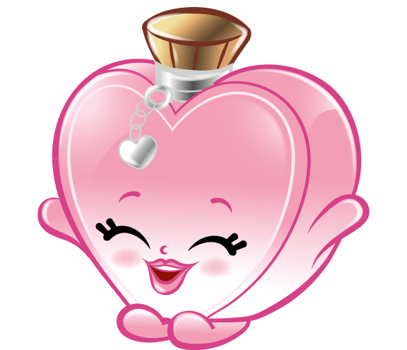 Shopkins Sally Scent Art Official Png image #41870