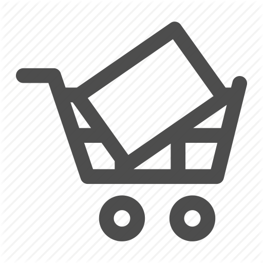 Vector Drawing Shopping Basket image #7474