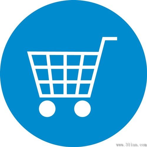 Icon Svg Shopping Cart image #29088