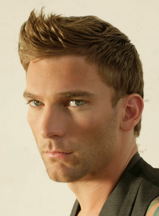 Short Men Hairstyle Png image #26125