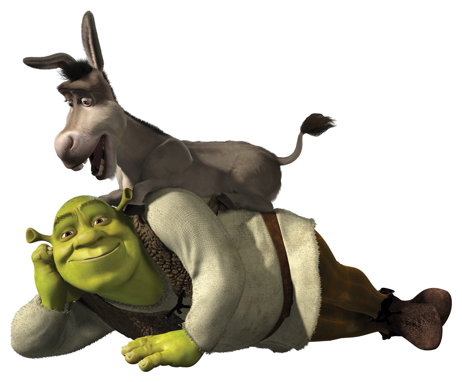 Shrek And Donkey image #47515