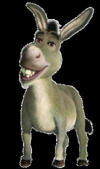 Shrek Donkey Png Clipart