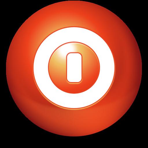 Icon Transparent Shutdown