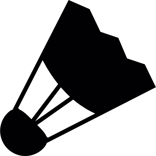 Simple Shuttlecock Png image #18365