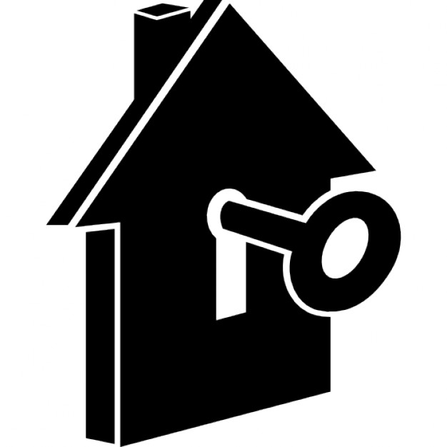 Sign Home Key Icon image #41560