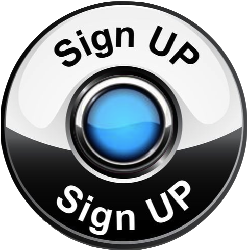 Sign Up Button PNG Photo