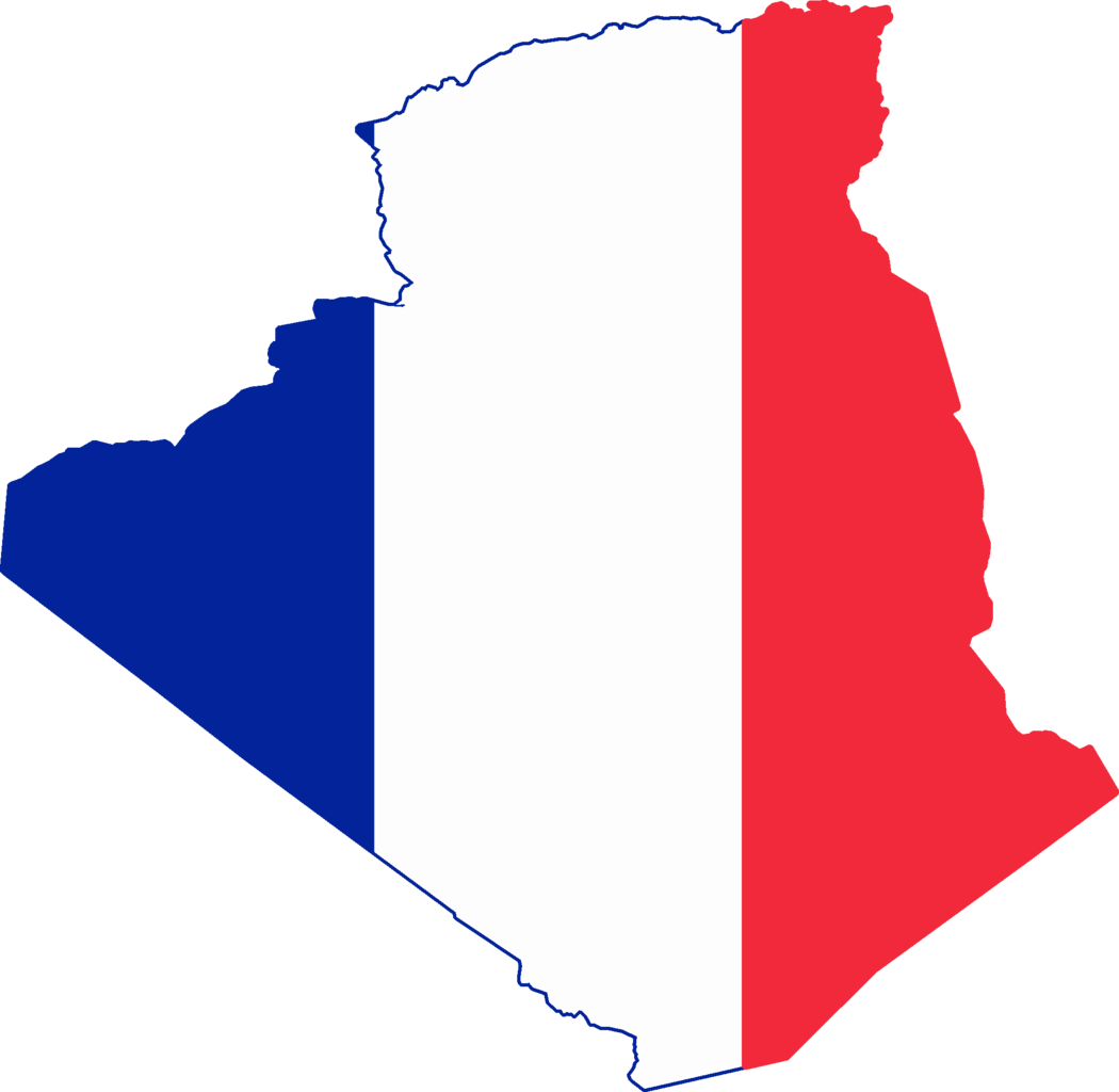 Silhouet France With Flag Png image #29327