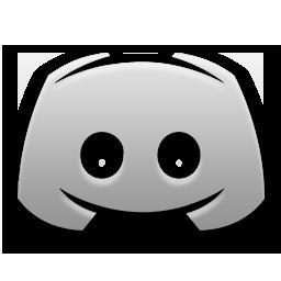Silver Discord Token Icon