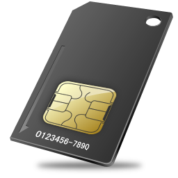 Icon Sim Card Drawing image #25748
