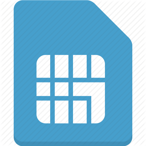Free High-quality Sim Card Icon image #25751