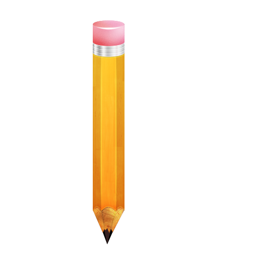 Pencil Image PNG Transparent