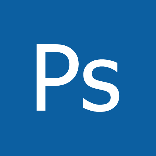 Simple Adobe Photoshop Icon image #5512