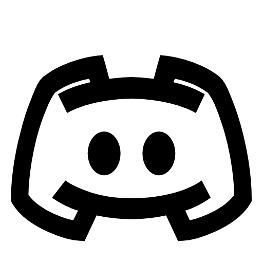 Simple Discord Icon image #43739