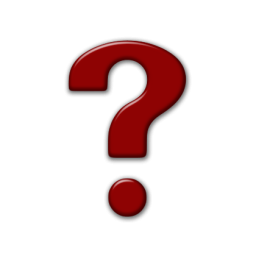 Simple Question Mark Icon image #41652