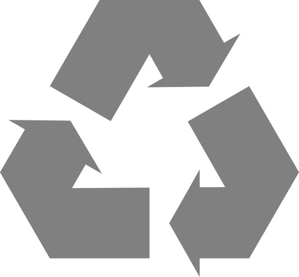 Simple Recycle Icon Arrows image #4204