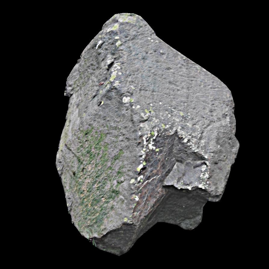 Single Rock Transparent PNG