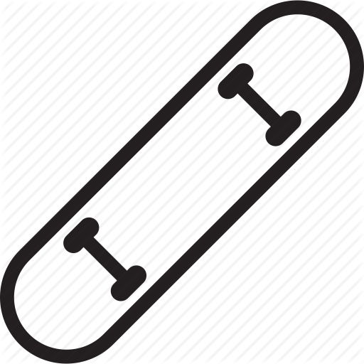 Skateboard Icon Png