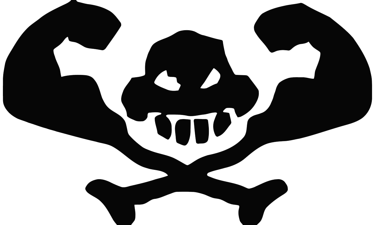 Free Download Of Skull And Crossbones Icon Clipart image #27259