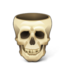 Skull Empty Png image #5268