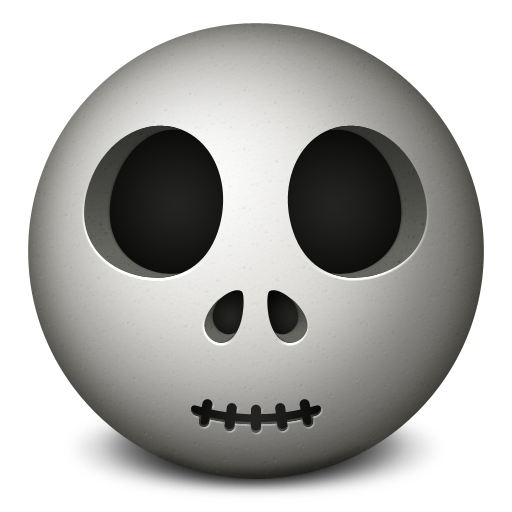 Skull For Icons Windows