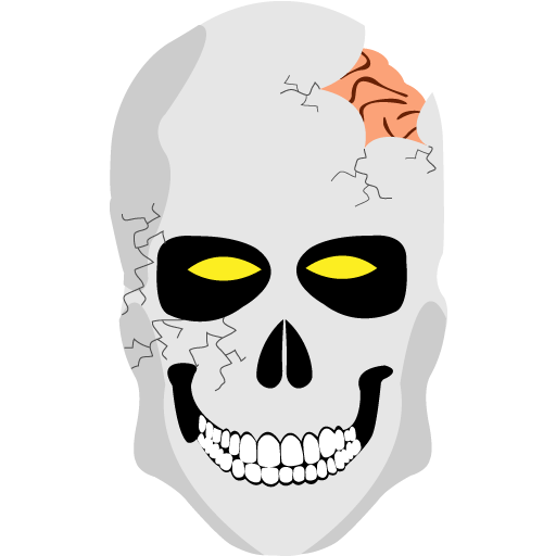 Icon Skull Png image #5266